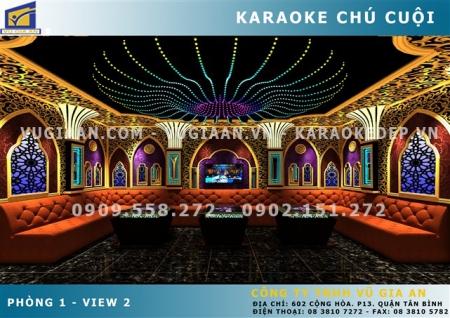 Karaoke Chú Cuội - Duyên Hải