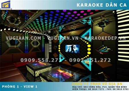 Karaoke Dân Ca - Long Khánh