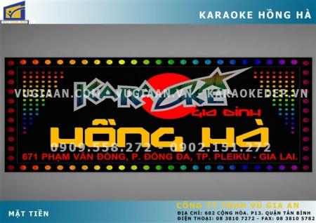 Karaoke Hồng Hà - Gia Lai