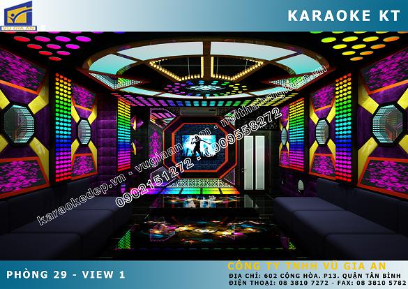 Karaoke KT - Quận 10
