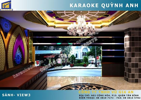 Karaoke Quỳnh Anh - Đồng Nai